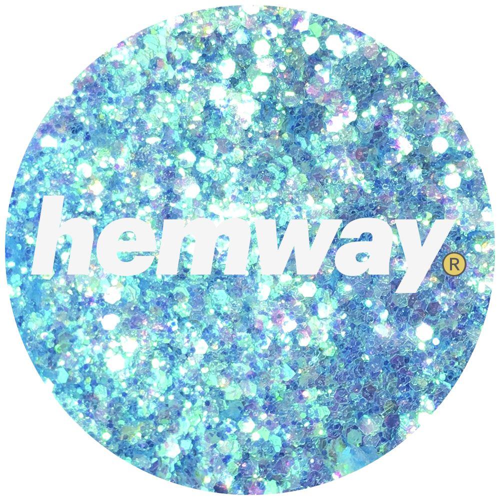 Hemway-Festival-Brillo-Copo-de-Disco-Grueso-Decorativo-Grande-Mezcla-Traje-De-La-Danza miniatura 76
