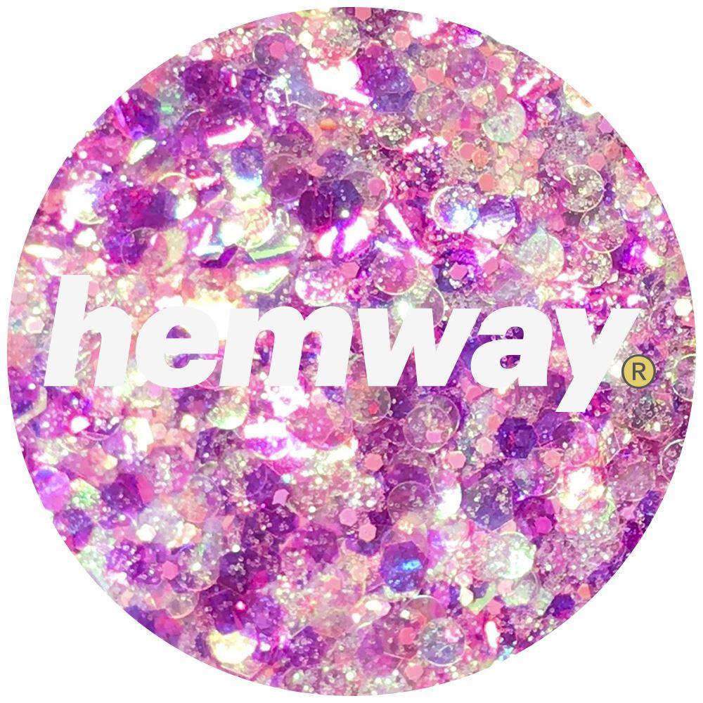 Hemway-Festival-Brillo-Copo-de-Disco-Grueso-Decorativo-Grande-Mezcla-Traje-De-La-Danza miniatura 128