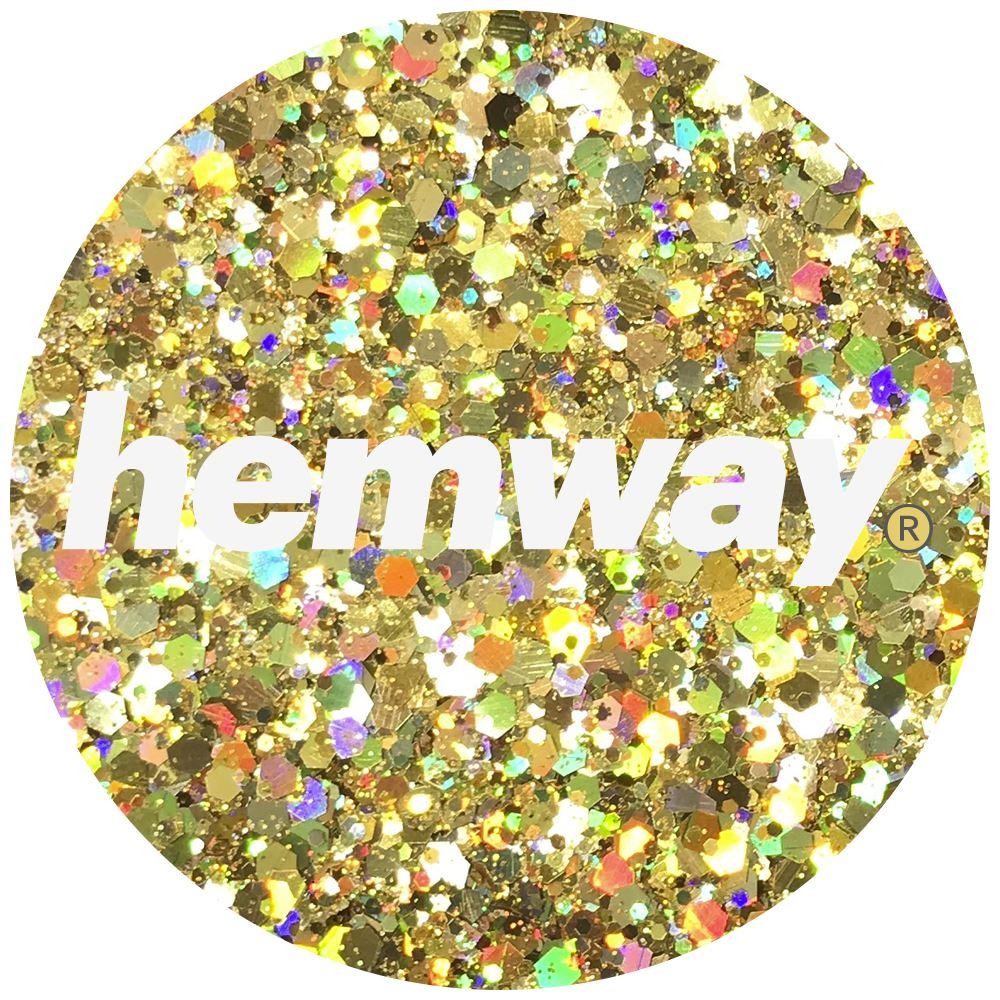 Hemway-Festival-Brillo-Copo-de-Disco-Grueso-Decorativo-Grande-Mezcla-Traje-De-La-Danza miniatura 36