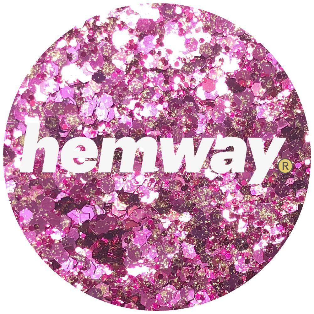 Hemway-Festival-Brillo-Copo-de-Disco-Grueso-Decorativo-Grande-Mezcla-Traje-De-La-Danza miniatura 104