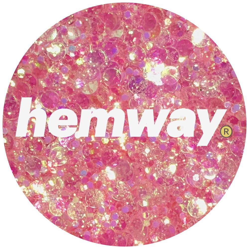Hemway-Festival-Brillo-Copo-de-Disco-Grueso-Decorativo-Grande-Mezcla-Traje-De-La-Danza miniatura 84