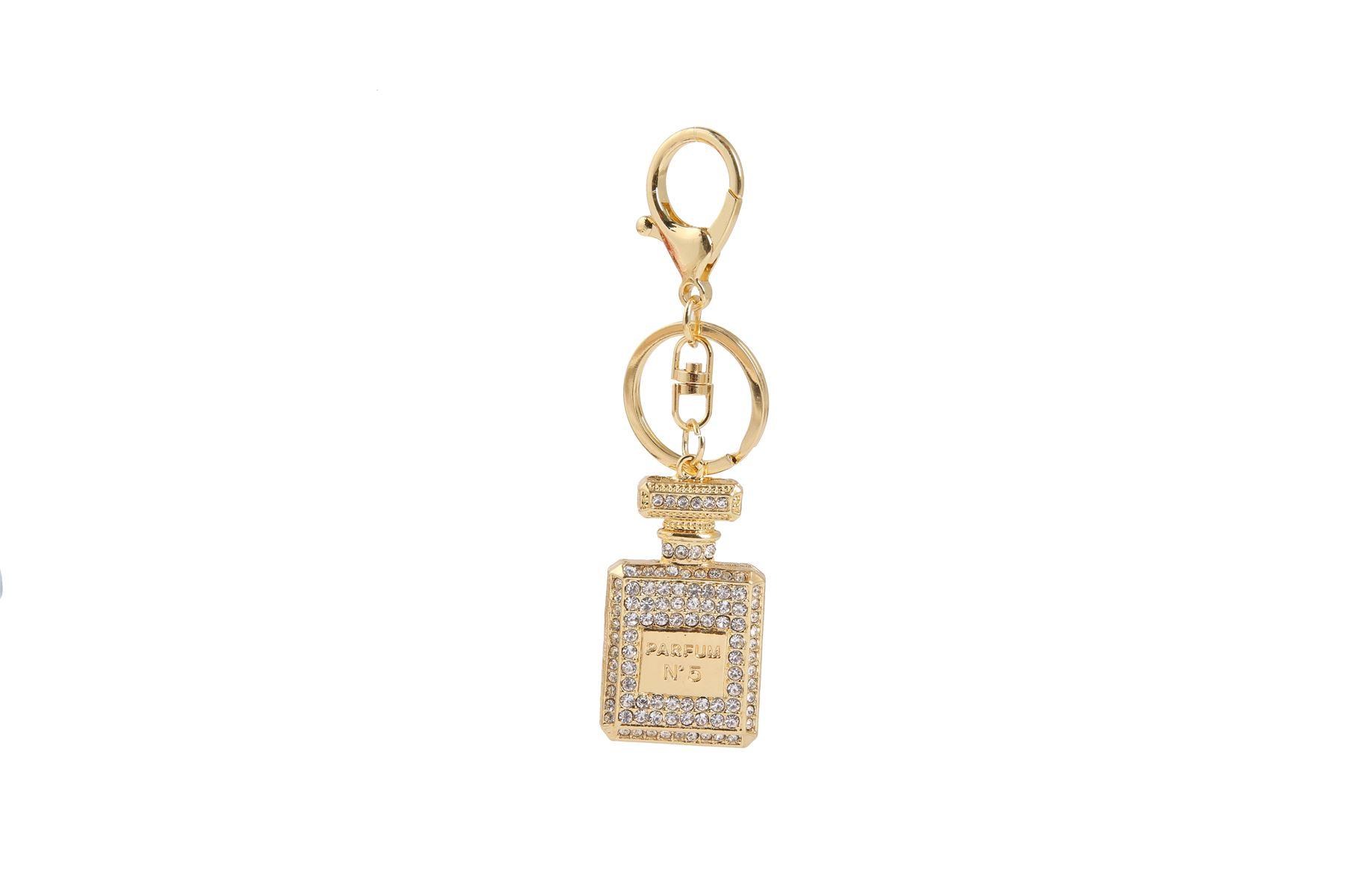 Key-Ring-Bag-Charm-Anime-Character-Rhinestone-Crystal-CZ-Keyring-Keychain-Gift thumbnail 37