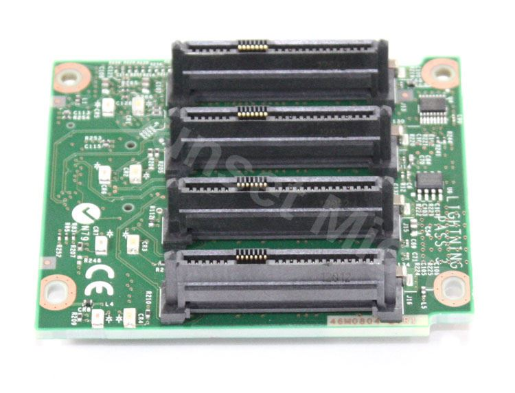 how to add backplane in x3650 m2