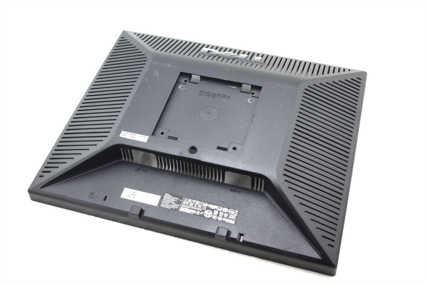 "Genuine  Dell E198FP LCD Monitor Front Bezel  19/"""