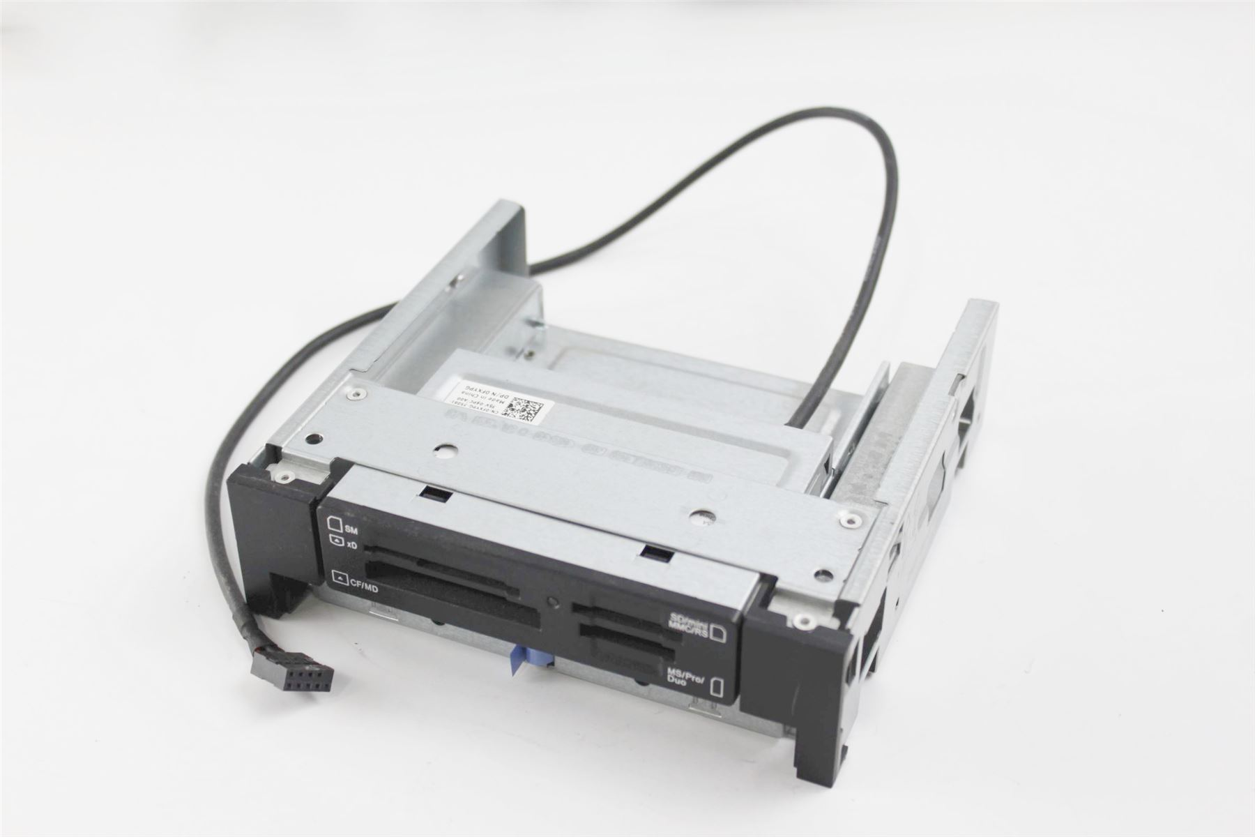 Details about Dell Inspiron 570 537S Optiplex 990 9010 7010 790 Media Flash  Card Reader 0FXYPG
