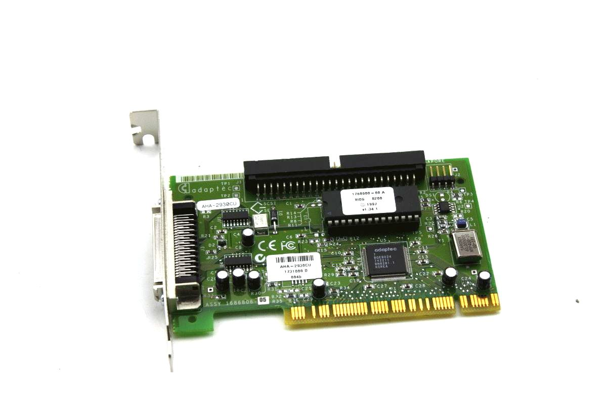 ADAPTEC PCI SCSI CONTROLLER PACKAGE DRIVER DOWNLOAD