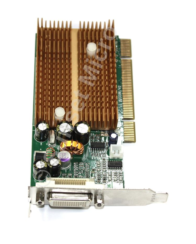 Jaton VideoPCI-LP - graphics card - GF - MB Specs