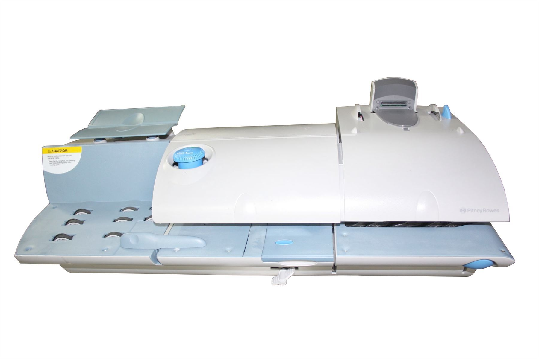 Details about Genuine Pitney Bowes DM500 Envelope Sealer Mailing Machine -  FOR PARTS/REPAIR
