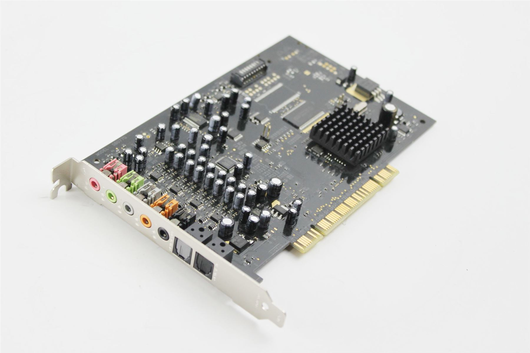 Dell SB0770 PCI Sound Card Audio Creative Labs Sound Blaster X-Fi Xtreme  0WW202