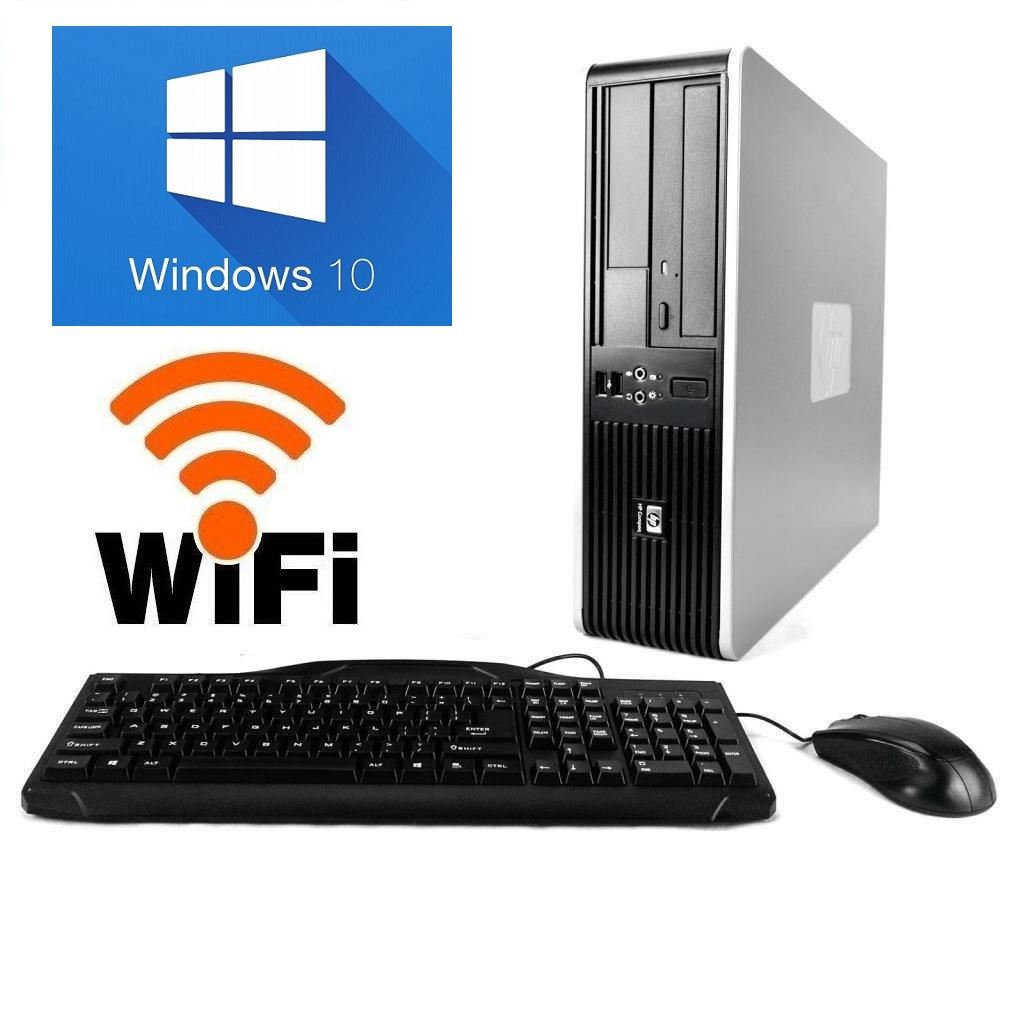 how to get hp 6300 wifi on pc win 10