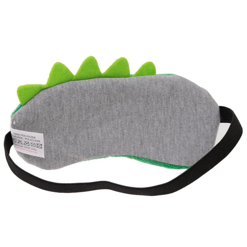 Details about Travel Sleep Aid Eye Mask Dinosaur Llama Party Cat Unicorn  Sloth Blindfolds