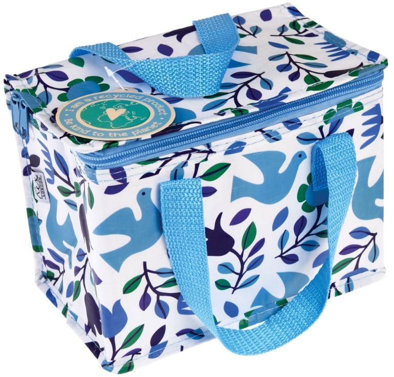 Eco-Friendly-Recycled-Kids-Lunch-Cool-bag-School-Teen-Adult-Insulated-Work thumbnail 27