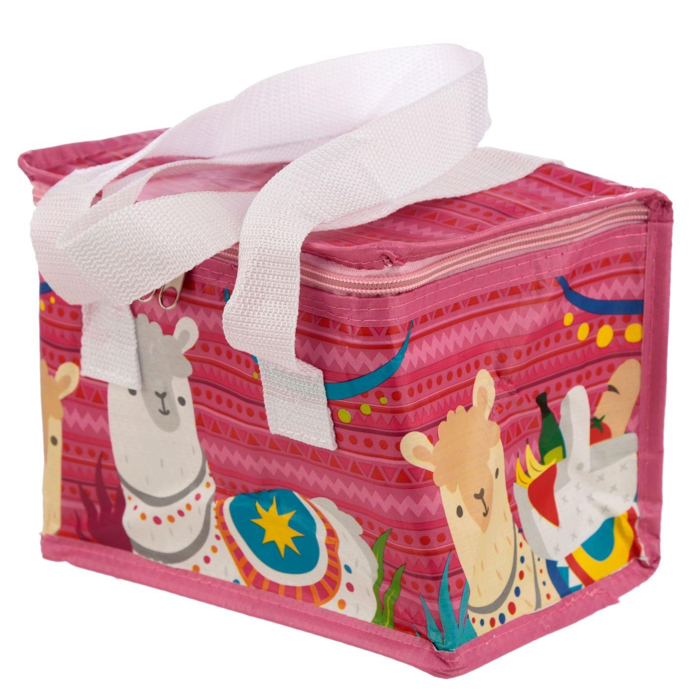 Eco-Friendly-Recycled-Kids-Lunch-Cool-bag-School-Teen-Adult-Insulated-Work thumbnail 63