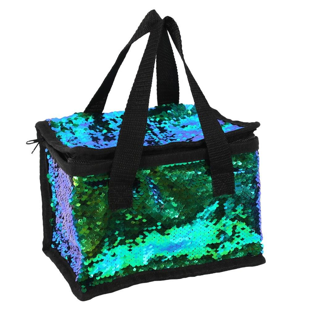 Eco-Friendly-Recycled-Kids-Lunch-Cool-bag-School-Teen-Adult-Insulated-Work thumbnail 88