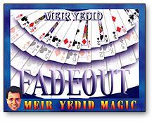 Magic   Card trick   Fade Out   Meir Yedid   Skill level - Intermediate