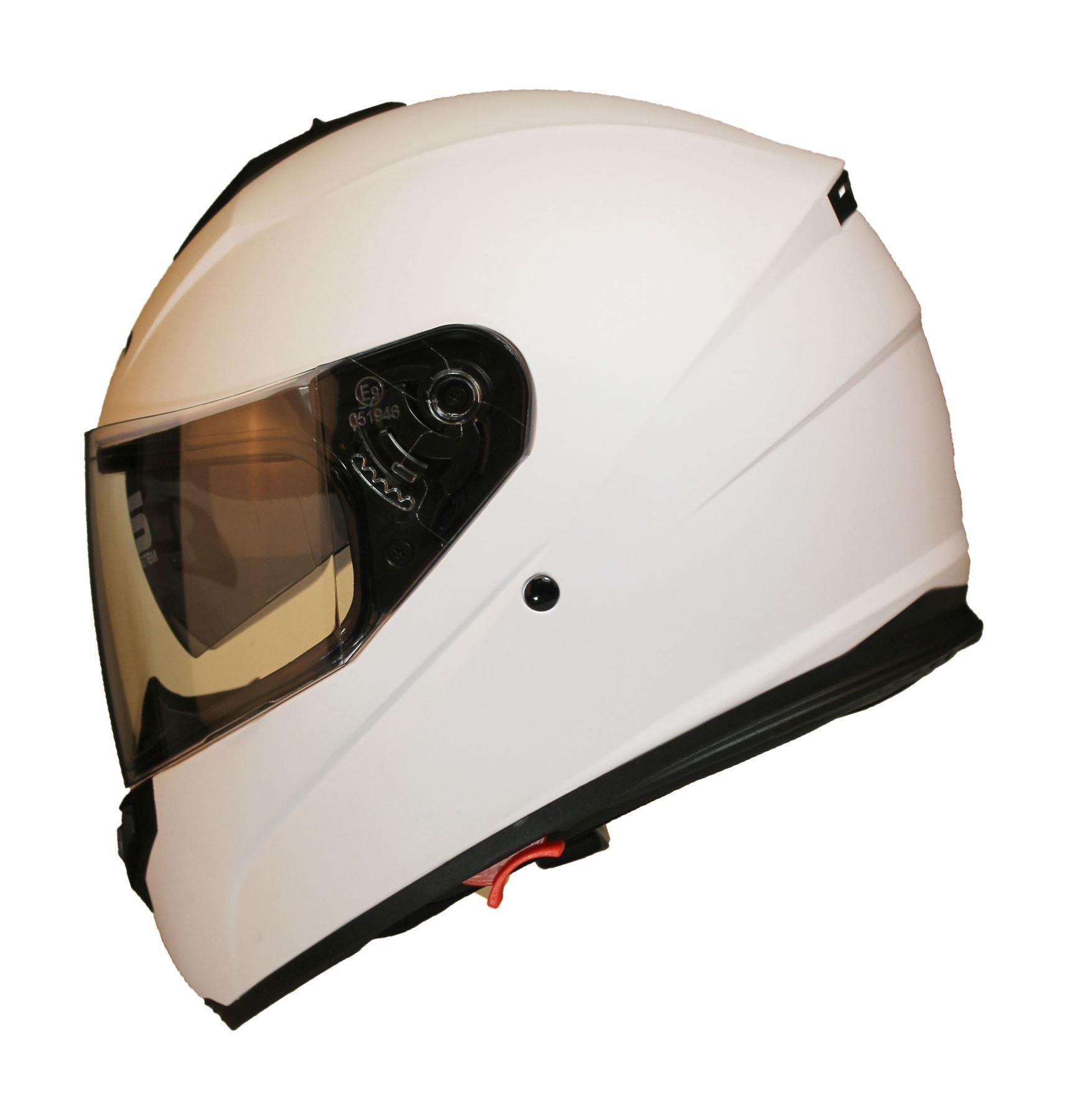 casque int gral double visi re moto scooter motard juridique route pare soleil ebay. Black Bedroom Furniture Sets. Home Design Ideas