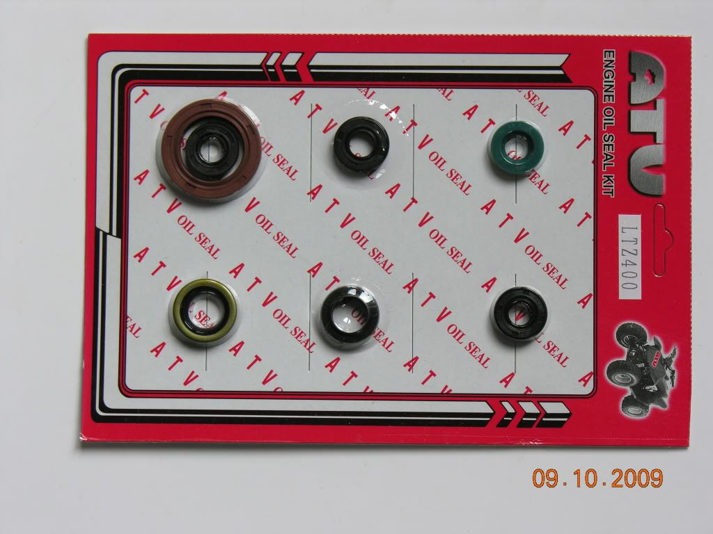 YAMAHA OIL SEAL KIT SET ENGINE YFS200 BLASTER YFS 200 153