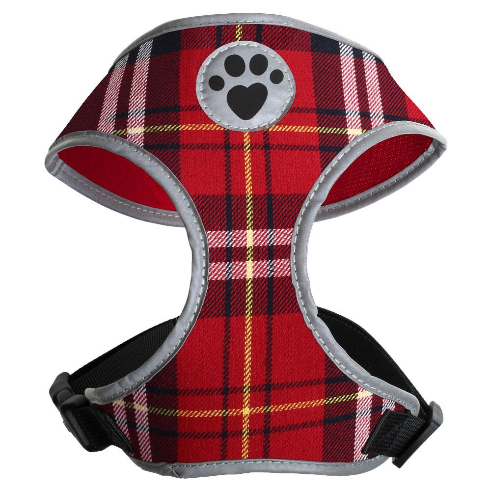 Adjustable-Dog-Harness-Puppy-Pet-Dogs-Vest-Car-Running-Small-Medium-Large thumbnail 82