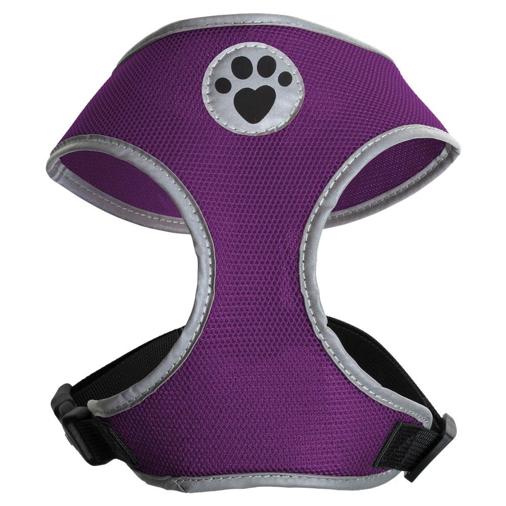 Adjustable-Dog-Harness-Puppy-Pet-Dogs-Vest-Car-Running-Small-Medium-Large thumbnail 70