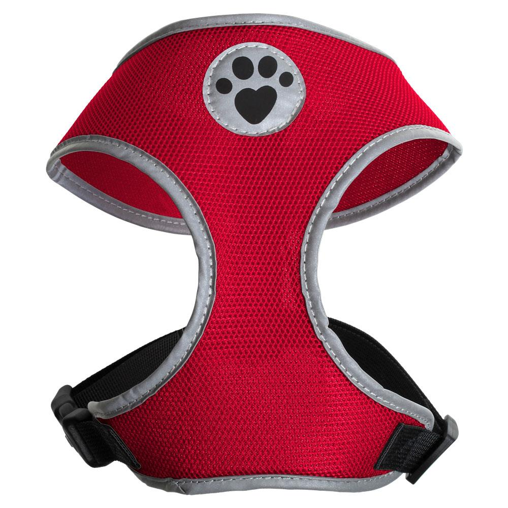 Adjustable-Dog-Harness-Puppy-Pet-Dogs-Vest-Car-Running-Small-Medium-Large thumbnail 46