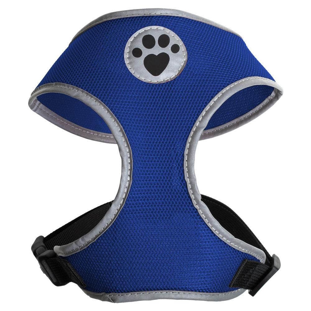 Adjustable-Dog-Harness-Puppy-Pet-Dogs-Vest-Car-Running-Small-Medium-Large thumbnail 18