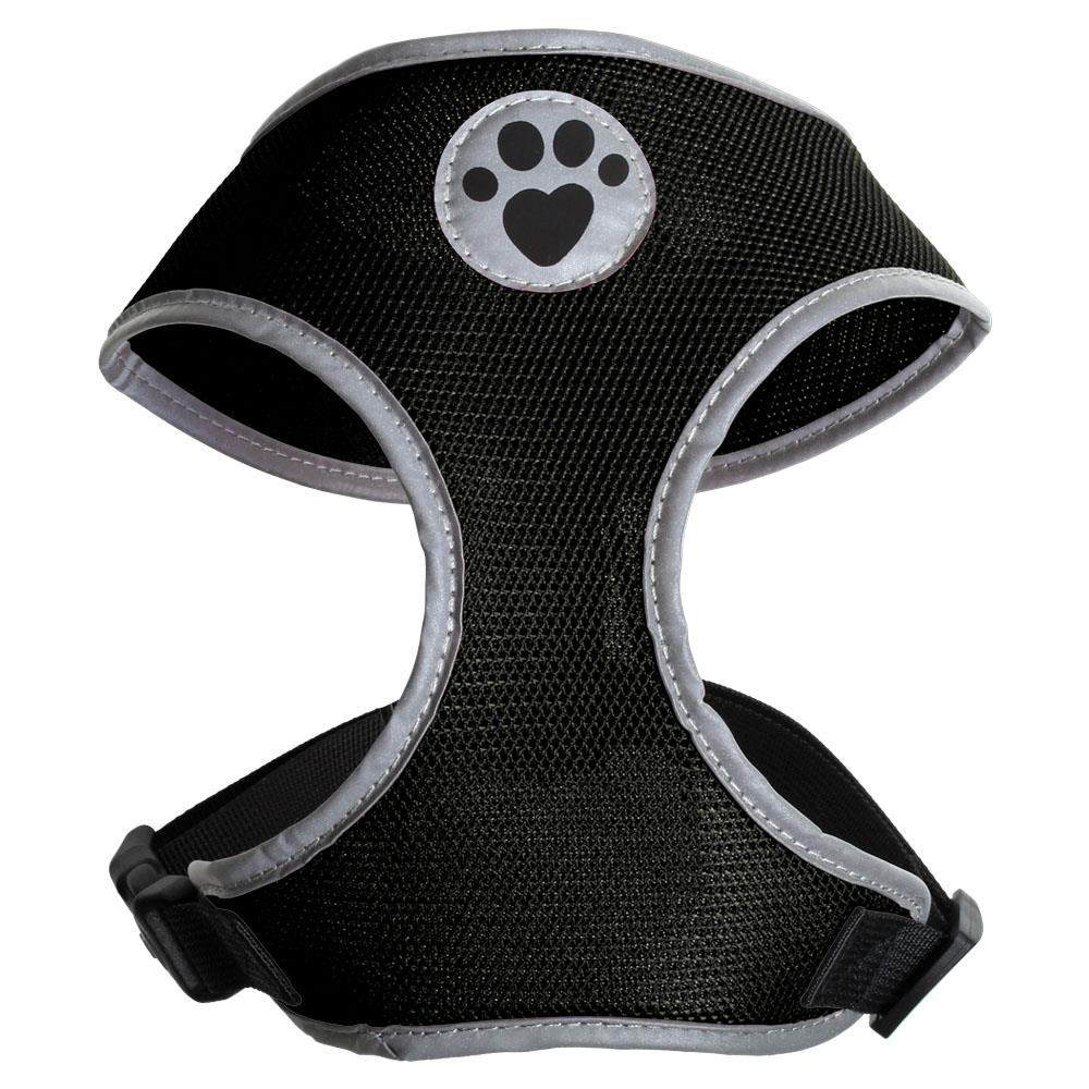 Adjustable-Dog-Harness-Puppy-Pet-Dogs-Vest-Car-Running-Small-Medium-Large thumbnail 10