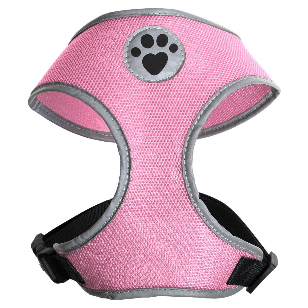 Adjustable-Dog-Harness-Puppy-Pet-Dogs-Vest-Car-Running-Small-Medium-Large thumbnail 58