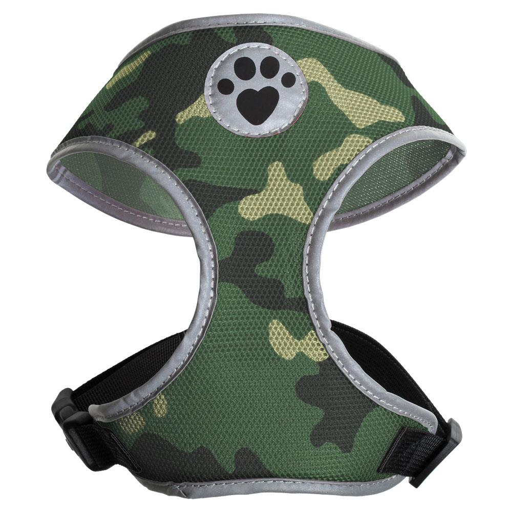 Adjustable-Dog-Harness-Puppy-Pet-Dogs-Vest-Car-Running-Small-Medium-Large thumbnail 30
