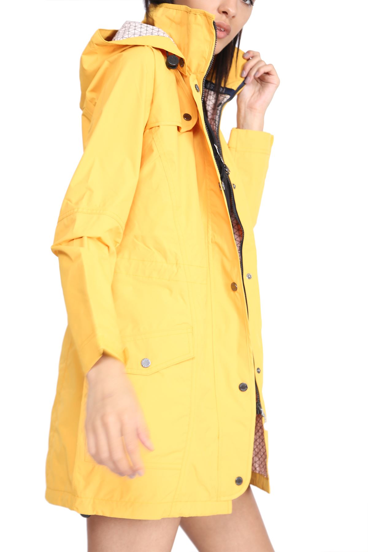 outlet boutique new collection distinctive style Details about New Womens Hooded Plain Lightweight Rain Waterproof Jacket  Rain Mac Coat