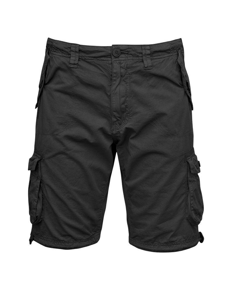 Mens-Knee-Length-Cargo-Utility-Pocket-Shorts-Summer-Hiking-Cotton-TwillPants thumbnail 3