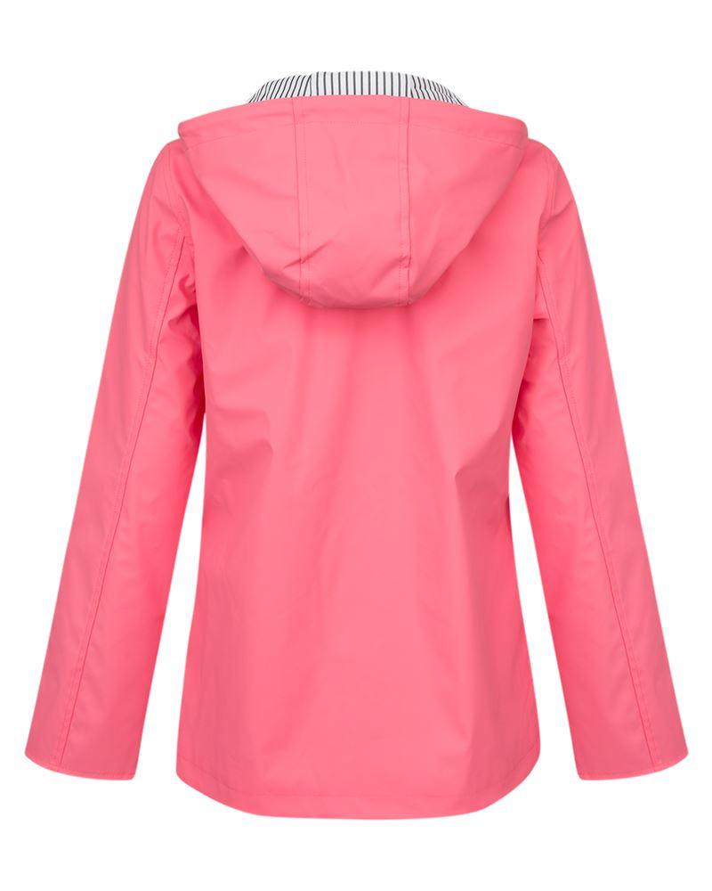 Womens-Ladies-Yellow-Festival-Water-proof-Rain-Outdoor-Mac-Raincoat-Jacket-Size thumbnail 6