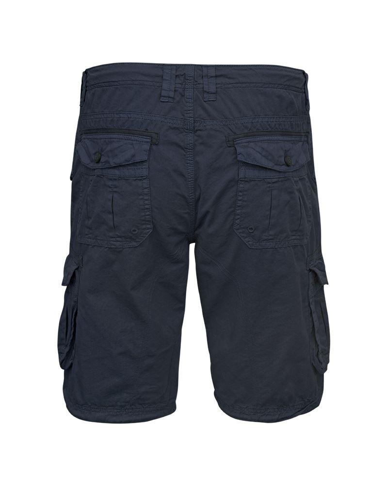 Mens-Knee-Length-Cargo-Utility-Pocket-Shorts-Summer-Hiking-Cotton-TwillPants thumbnail 10