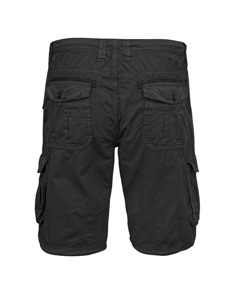 Mens-Knee-Length-Cargo-Utility-Pocket-Shorts-Summer-Hiking-Cotton-TwillPants thumbnail 4