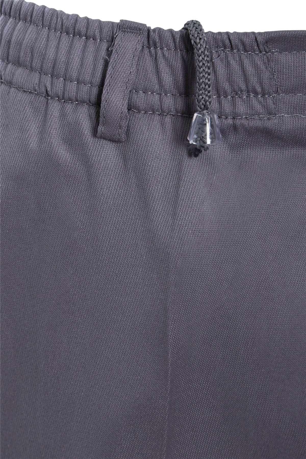 Mens Rugby Trousers Full Elasticated Stretch Waist Band With Draw Cord Workwear