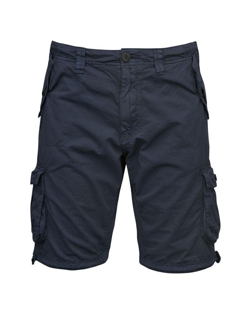 Mens-Knee-Length-Cargo-Utility-Pocket-Shorts-Summer-Hiking-Cotton-TwillPants thumbnail 9