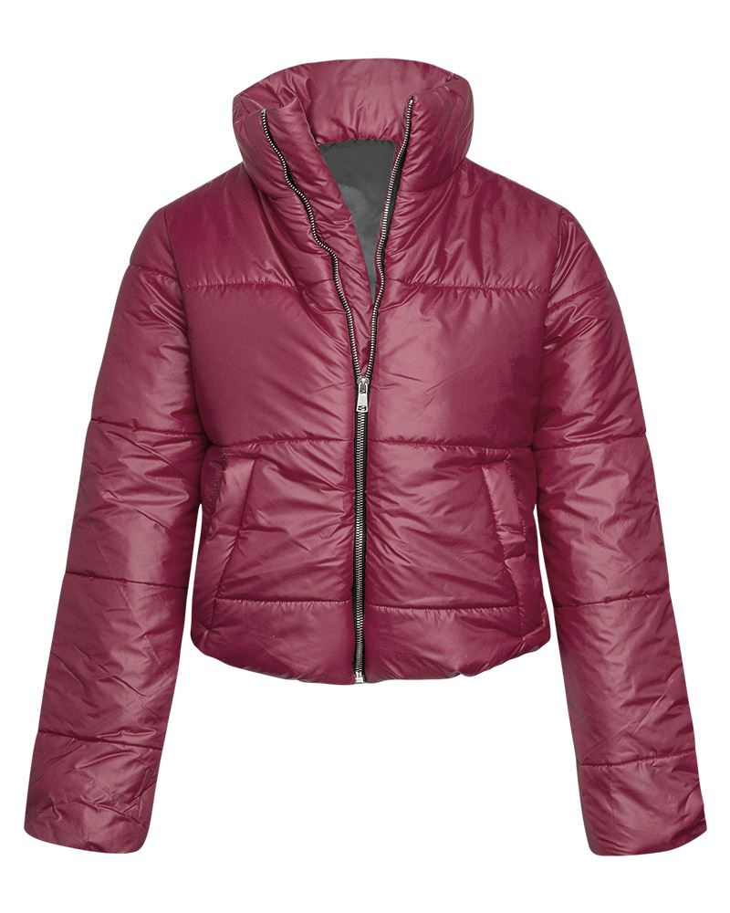 Fashion Quilted Jackets For Ladies