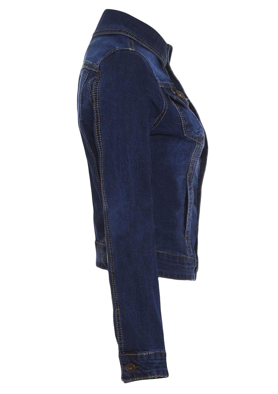 Long jean jackets for women