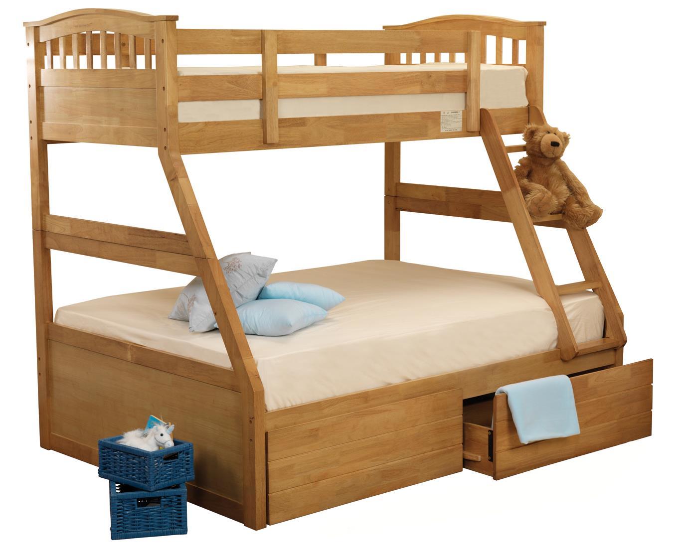 Astonishing Details About Sweet Dreams Apollo Epsom Wood Triple Sleeper Bunk Bed Oak Free Storage Drawer Inzonedesignstudio Interior Chair Design Inzonedesignstudiocom