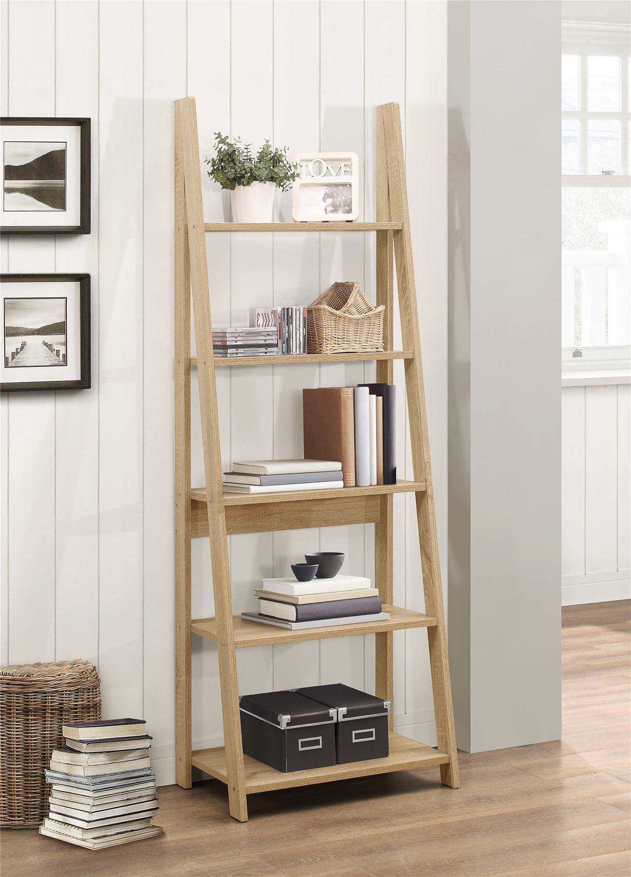 Ladder Bookcase ...