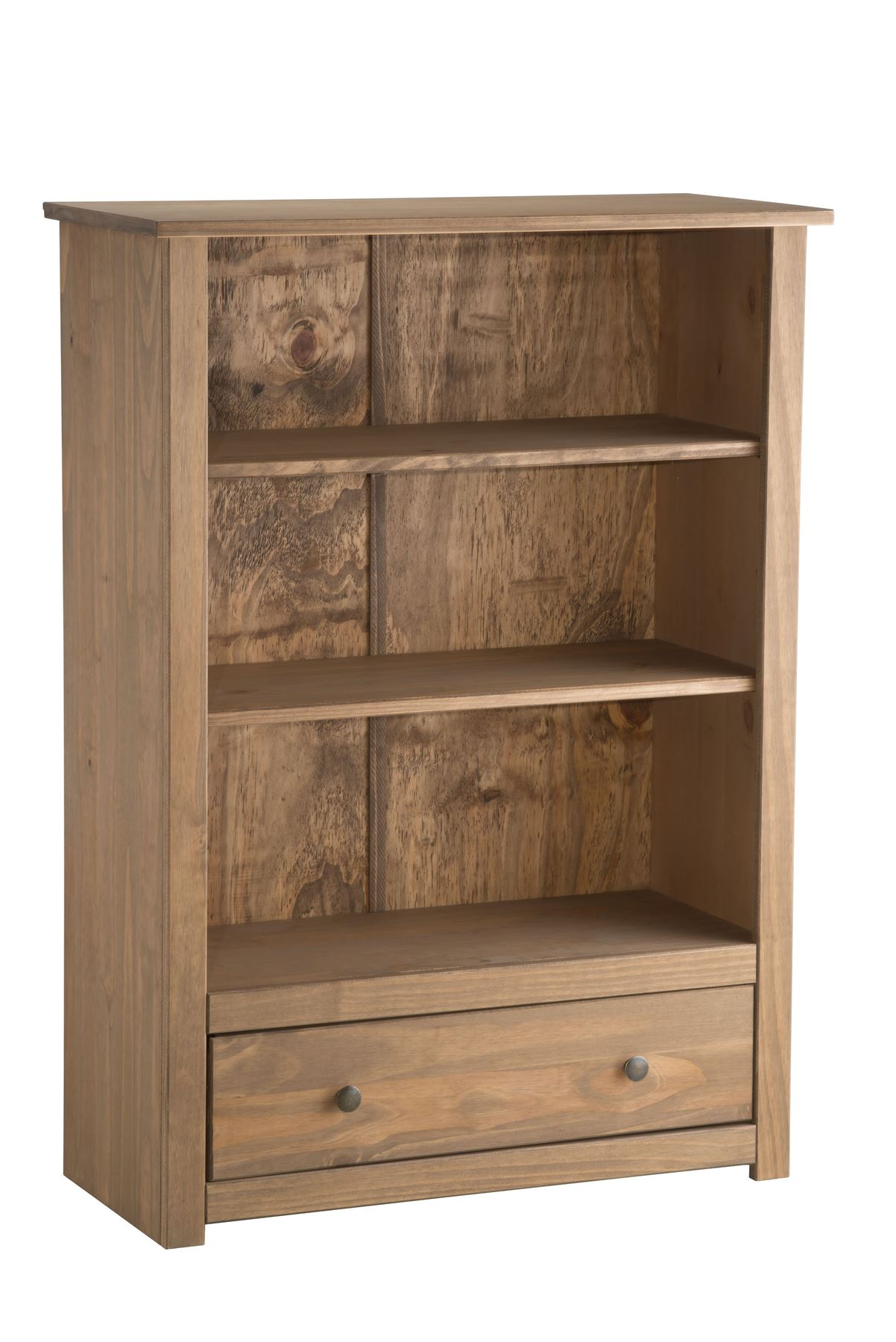 Birlea Santiago Drawer Bookcase Corona Mexican Pine Solid Wood Furniture Waxed Ebay