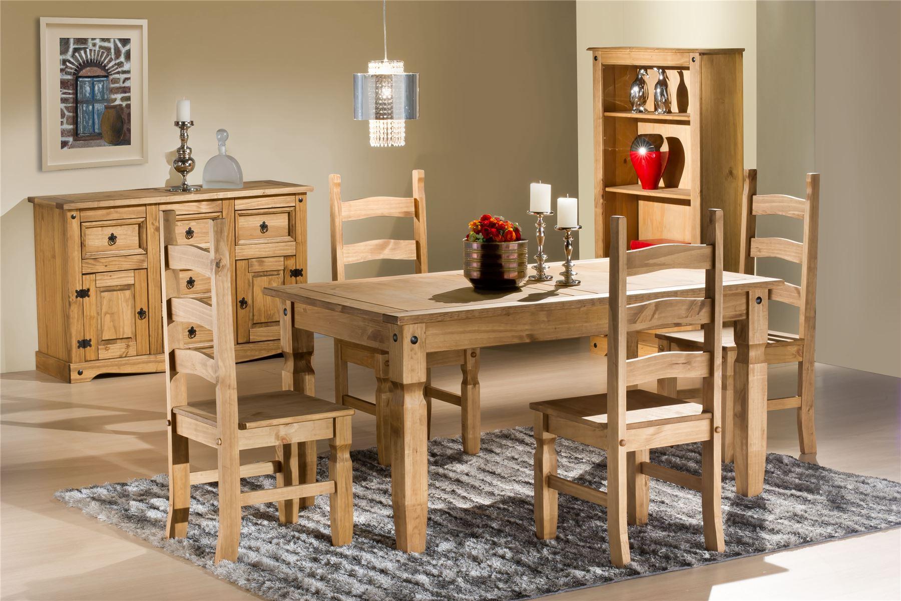Birlea Furniture Corona 1 Drawer Coffee Table.