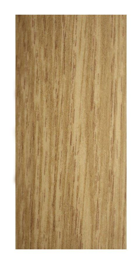 Self Adhesive Wood Effect Aluminium Floor Edging Bar Strip Trim