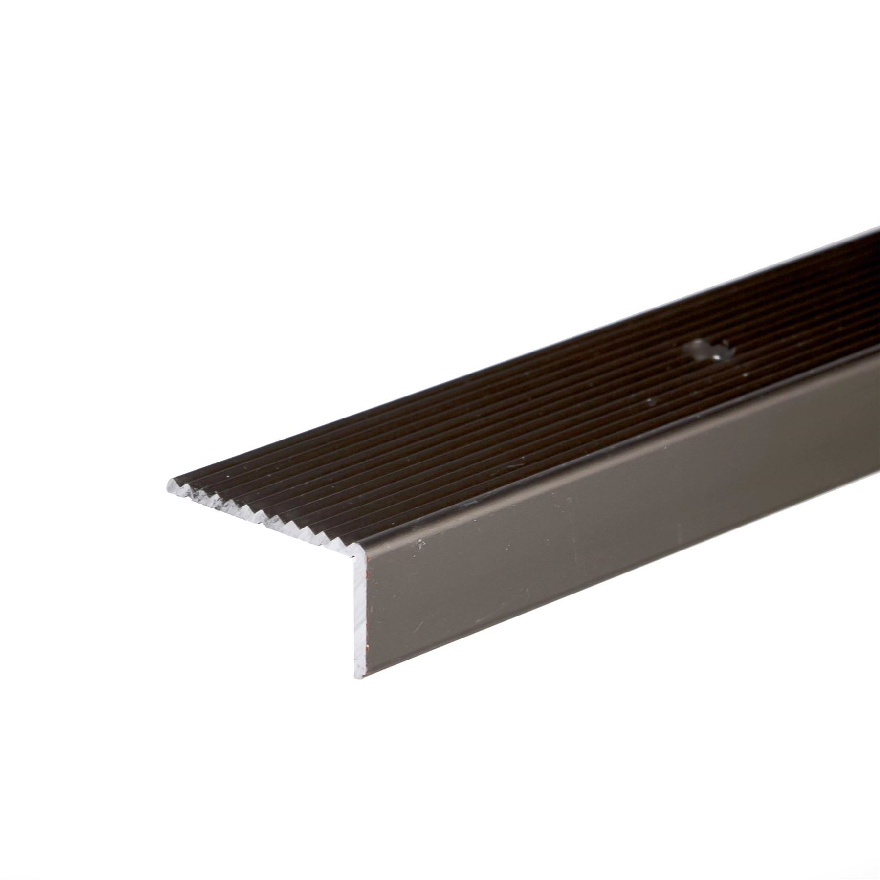 900mm-x-20mm-x-40mm-ANODISED-ALUMINIUM-ANTI-NON-SLIP-STAIR-EDGE-NOSING-TRIM-A33