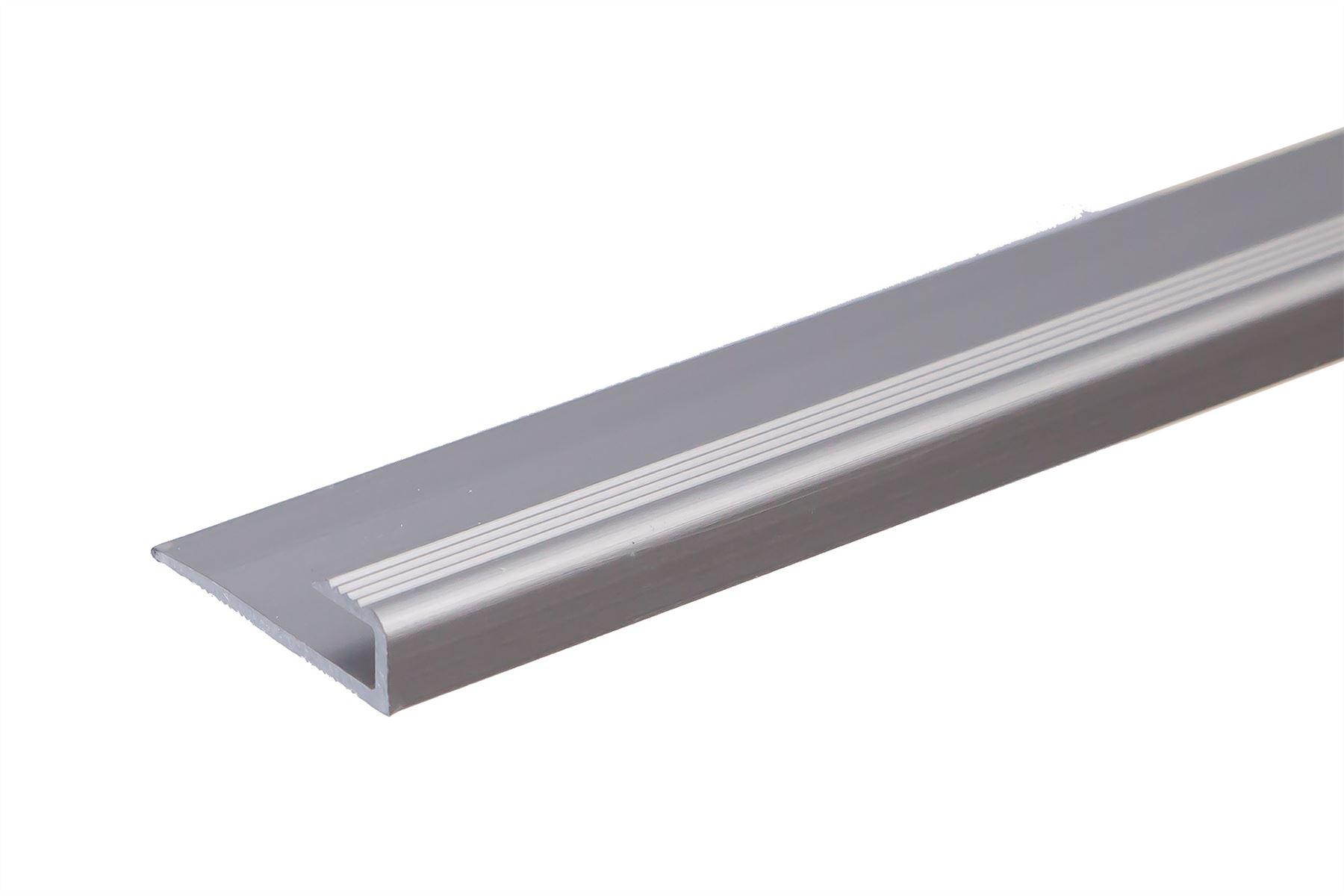 Anodised Aluminium Carpet Edge Ending Cover Strip Floor