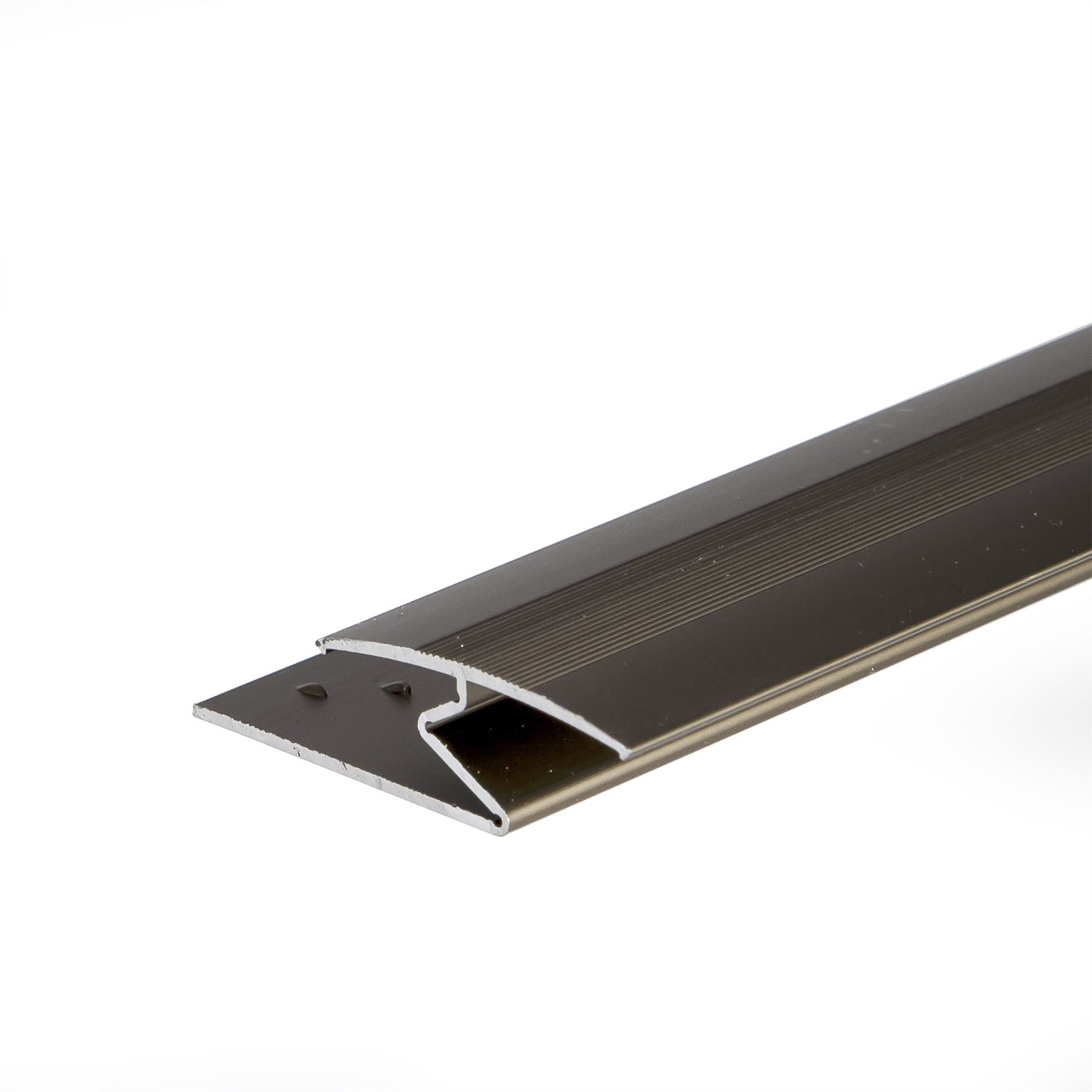 1000mm-x-35mm-ANODISED-ALUMINIUM-Z-EDGE-Carpet-Profile-DOOR-FLOOR-BAR-TRIM-C69