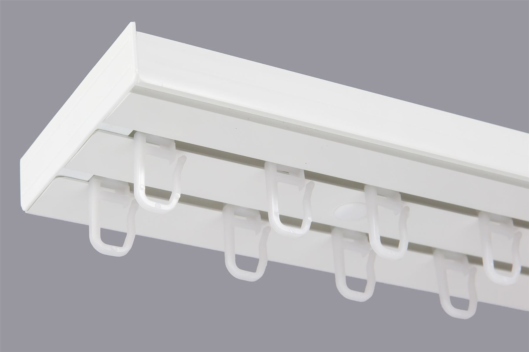 Single-or-Double-Curtain-Rail-Track-PCV-Ceiling-Set-With-Hooks-or-clips-118-590