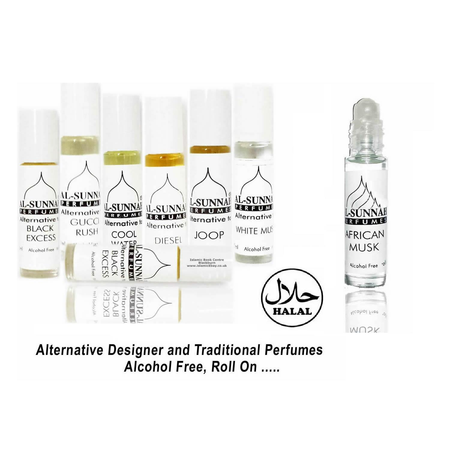 Details about 2 x 10ml Designer Alternative Perfume Attar Oil Alcohol Free  Roll On Men Women