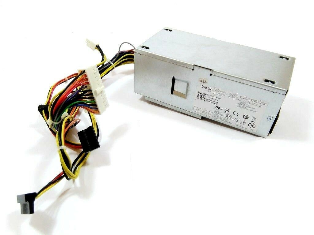 Dell H250AD-01 Power Supply 250W