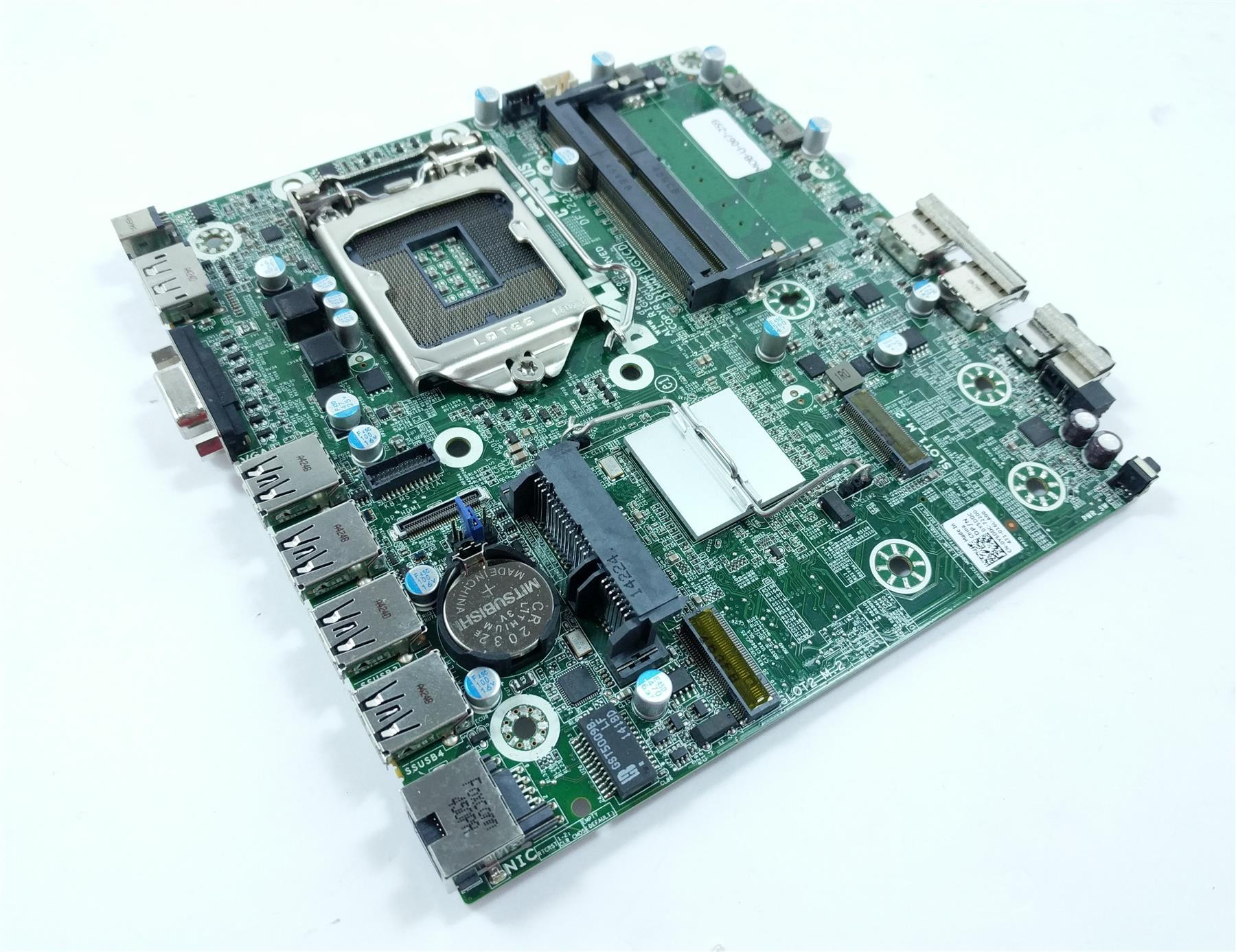 GENUINE Dell Optiplex 9020M Desktop Motherboard Intel LGA1150 DDR3 Y5DDC