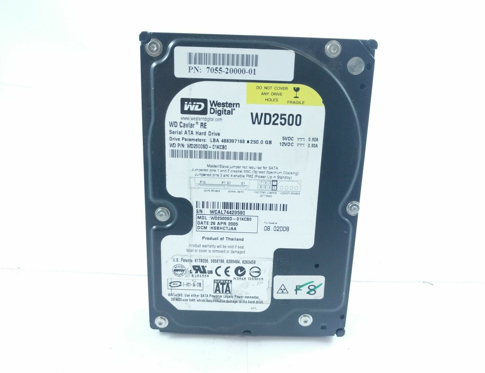 Western Digital  WD 250GB External Harddrive Hard Drive